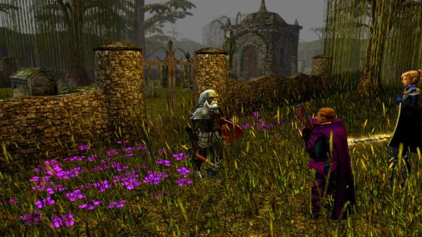 Скриншот №8 к Neverwinter Nights Darkness Over Daggerford