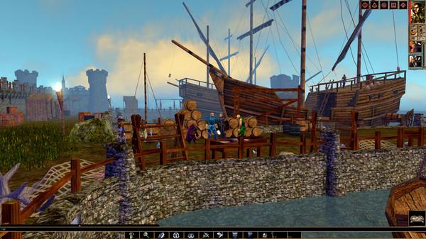 Скриншот №3 к Neverwinter Nights Darkness Over Daggerford