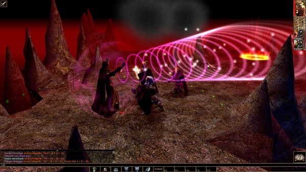 Скриншот №1 к Neverwinter Nights Darkness Over Daggerford
