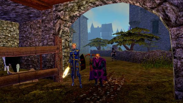 Скриншот №5 к Neverwinter Nights Darkness Over Daggerford
