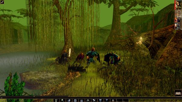 Скриншот №4 к Neverwinter Nights Darkness Over Daggerford