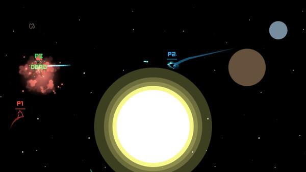 Asteroid Deathmatch screenshot