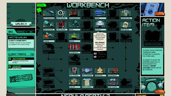 Скриншот №7 к Void Bastards