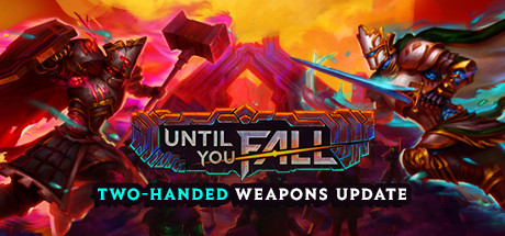 Until You Fall Cover Image