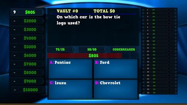 Trivia Vault: Business Trivia screenshot