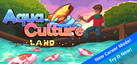 Aquaculture Land: Fish Farming Simulation Cover Image