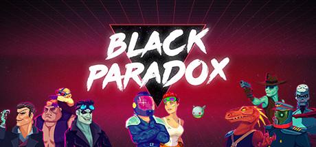 Black Paradox Cover Image