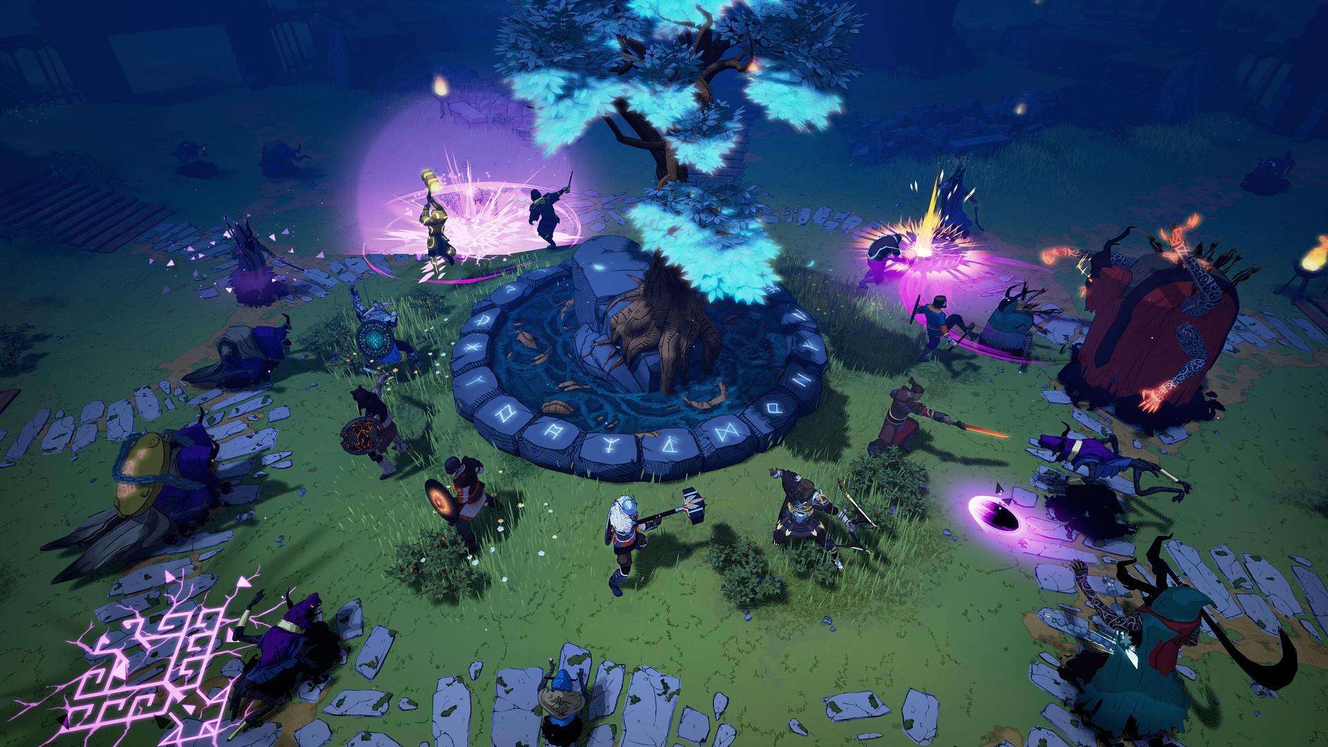 Tribes of Midgard download free