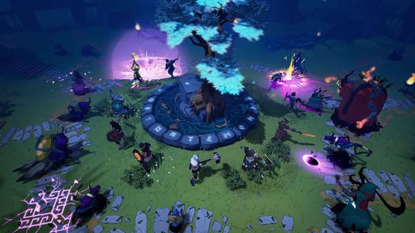 Скриншот №1 к Tribes of Midgard