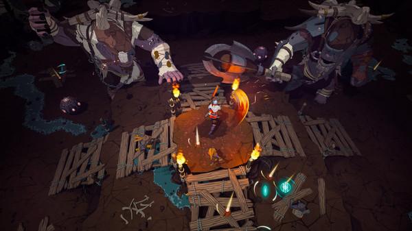 Скриншот №10 к Tribes of Midgard