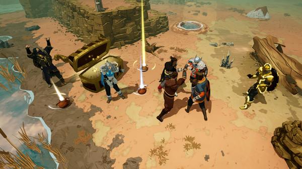 Скриншот №7 к Tribes of Midgard