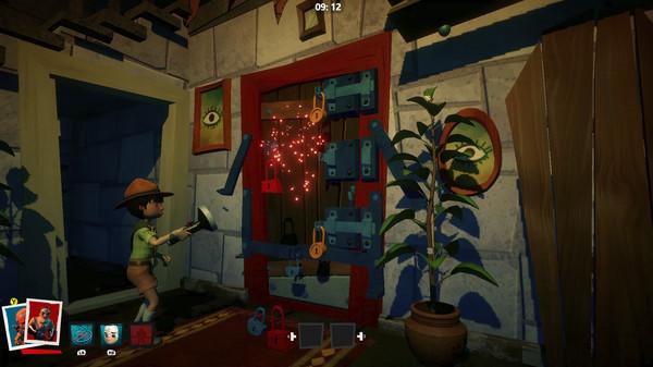 Скриншот №27 к Secret Neighbor Hello Neighbor Multiplayer