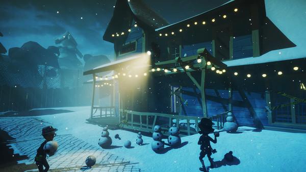 Скриншот №2 к Secret Neighbor Hello Neighbor Multiplayer