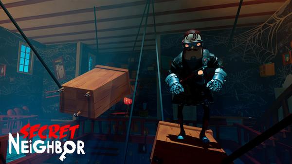 Скриншот №3 к Secret Neighbor Hello Neighbor Multiplayer