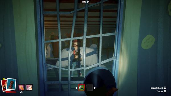 Скриншот №25 к Secret Neighbor Hello Neighbor Multiplayer