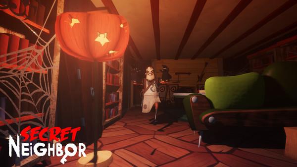 Скриншот №7 к Secret Neighbor Hello Neighbor Multiplayer