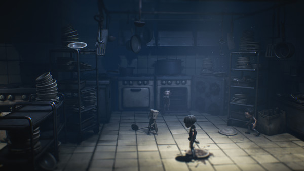 Скриншот №7 к Little Nightmares II