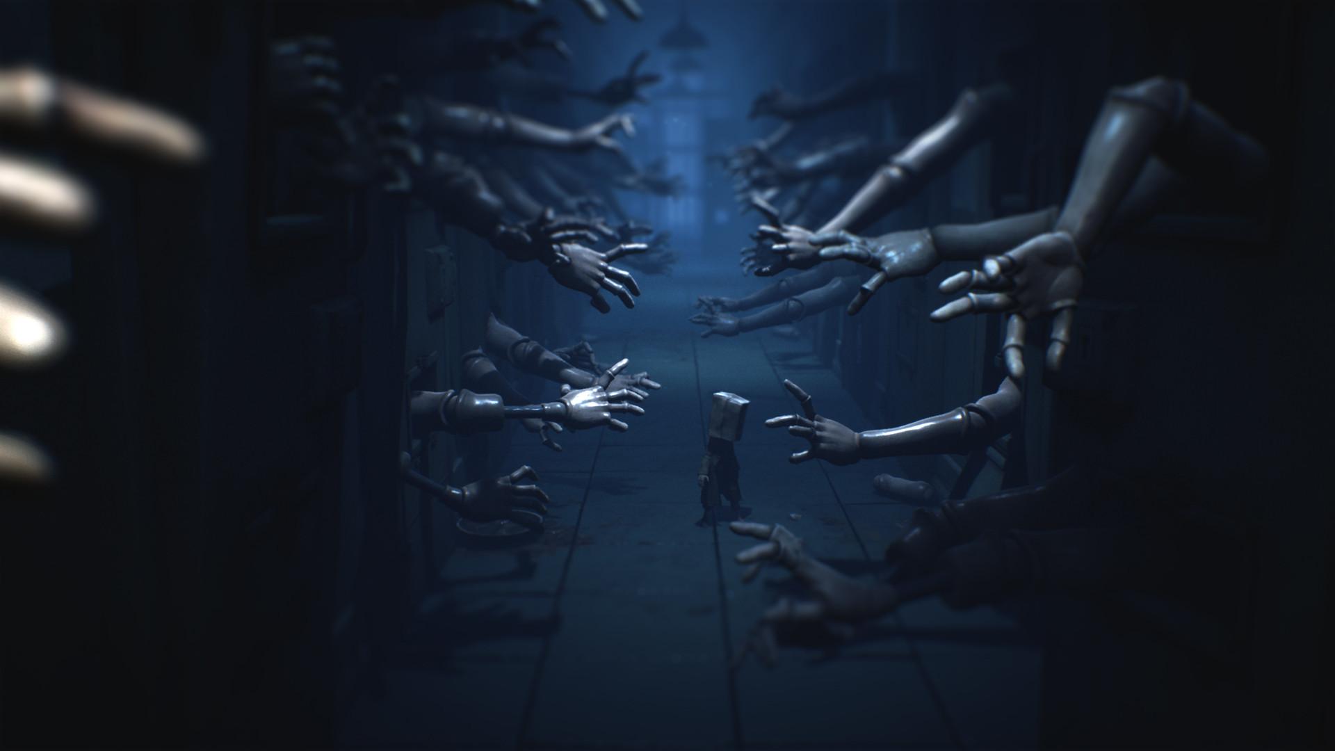 Little Nightmares II - Deluxe Edition screenshot 1
