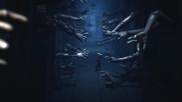Скриншот №2 к Little Nightmares II