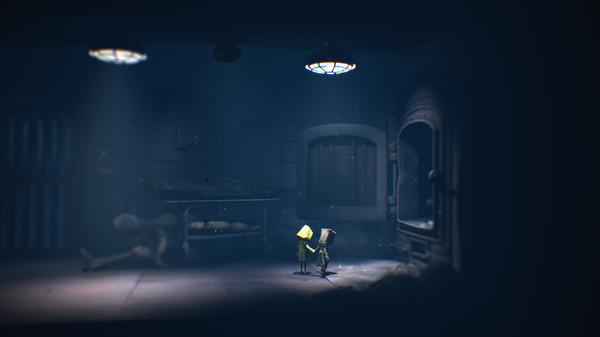 Little Nightmares II скриншот