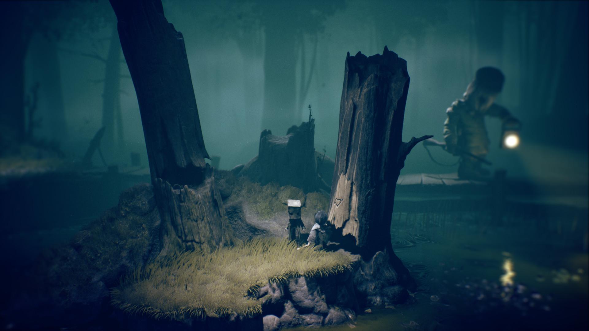 Little Nightmares II - Deluxe Edition screenshot 3