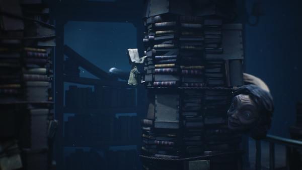 Скриншот №9 к Little Nightmares II