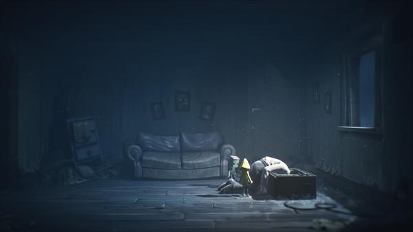 Скриншот №4 к Little Nightmares II