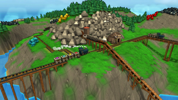 Factory Town screenshot