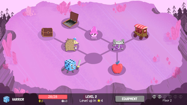 Dicey Dungeons Free Steam Key 2