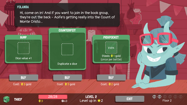 Dicey Dungeons Free Steam Key 3