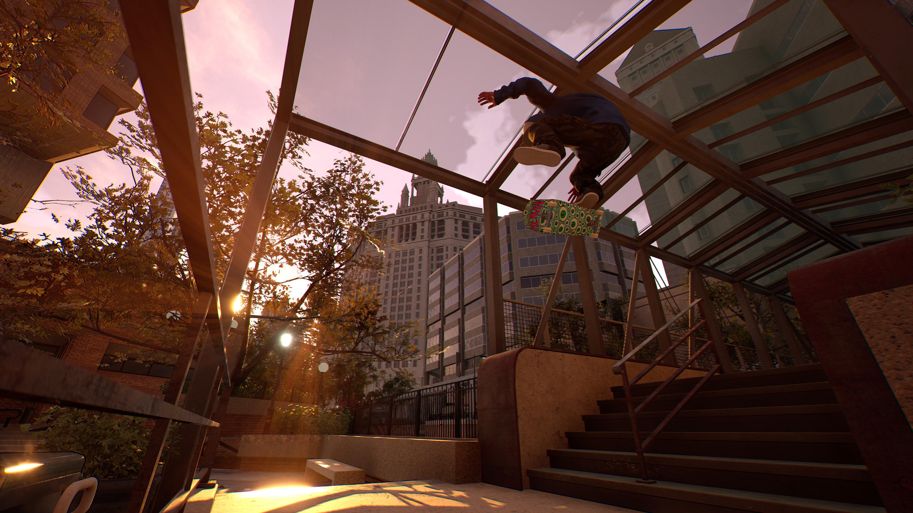 Session Skateboarding Sim Game Free Download