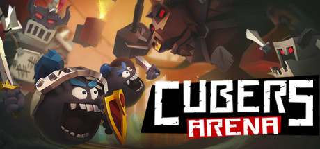 Cubers: Arena Cover Image