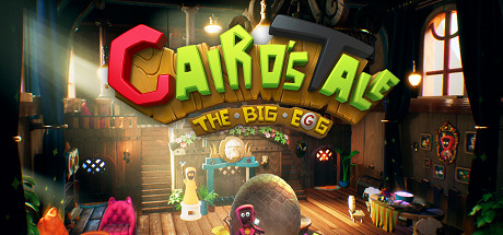 Cairo's Tale: The Big Egg Cover Image