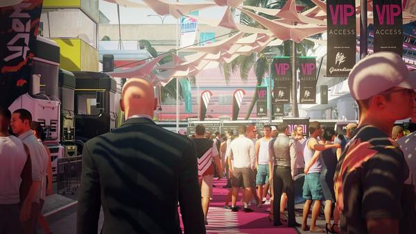 Hitman 2 скриншот