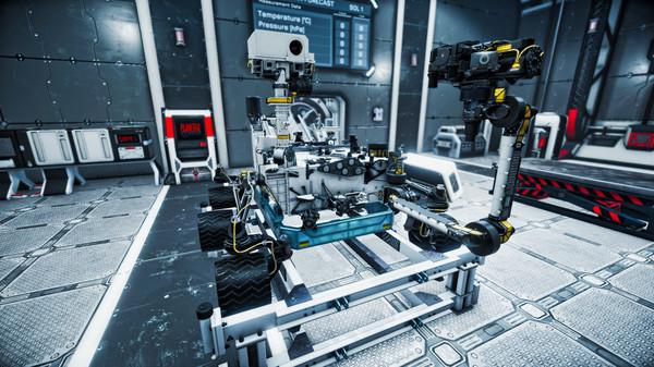 Rover Mechanic Simulator