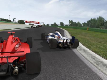 скриншот RACE 07: Andy Priaulx Crowne Plaza Raceway (Free DLC) 2