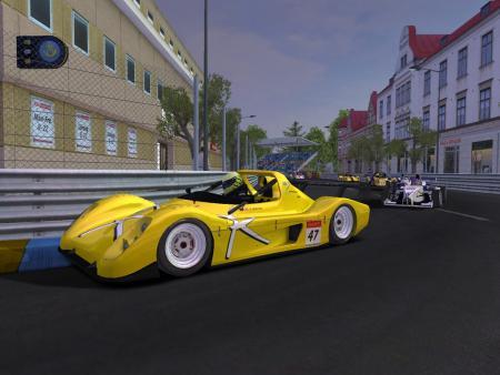 скриншот RACE 07: Andy Priaulx Crowne Plaza Raceway (Free DLC) 0