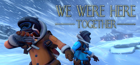 We Were Here Together Cover Image