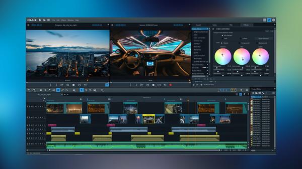 MAGIX Video Pro X10 Steam Edition