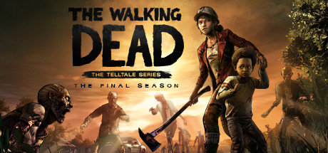 The Walking Dead: The Final Season Cover Image