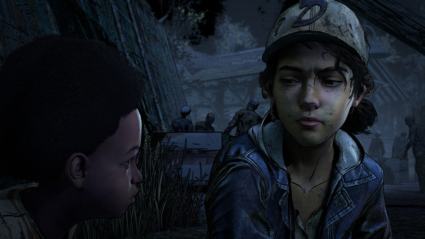 Скриншот №2 к The Walking Dead The Final Season
