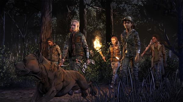 The Walking Dead: The Final Season скриншот