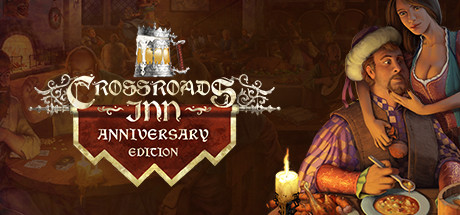 Crossroads Inn Anniversary Edition Cover Image