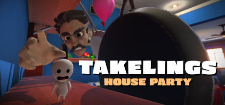 Takelings House Party Cover Image