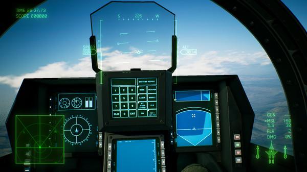 Скриншот №2 к ACE COMBAT™ 7 SKIES UNKNOWN - ADFX-01 Morgan Set