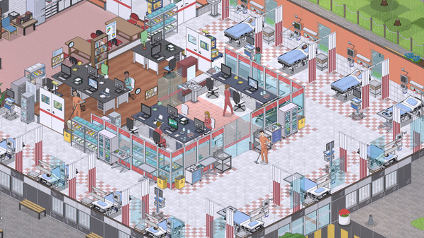 Скриншот №2 к Project Hospital