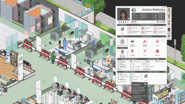 Скриншот №4 к Project Hospital
