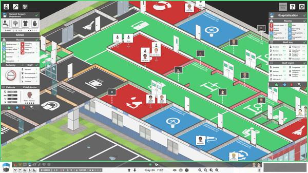 Скриншот №6 к Project Hospital