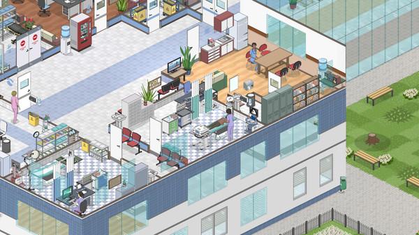 Скриншот №10 к Project Hospital