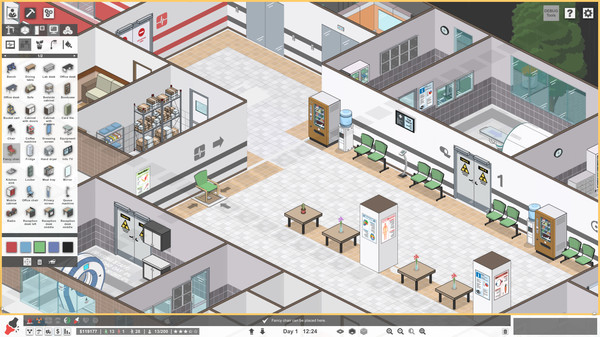 Скриншот №5 к Project Hospital